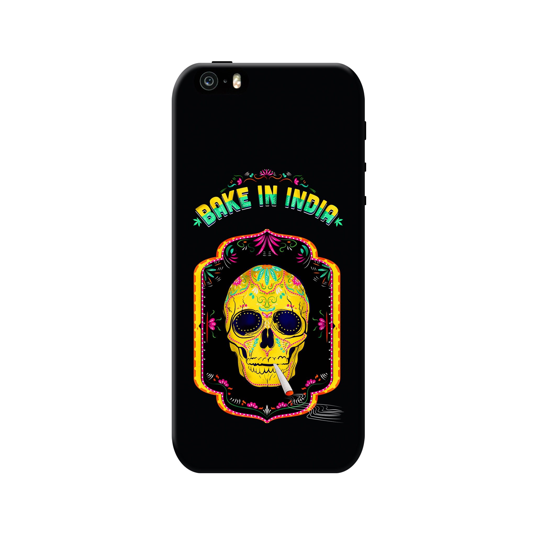 Bake In India Iphone 5/5s Cover