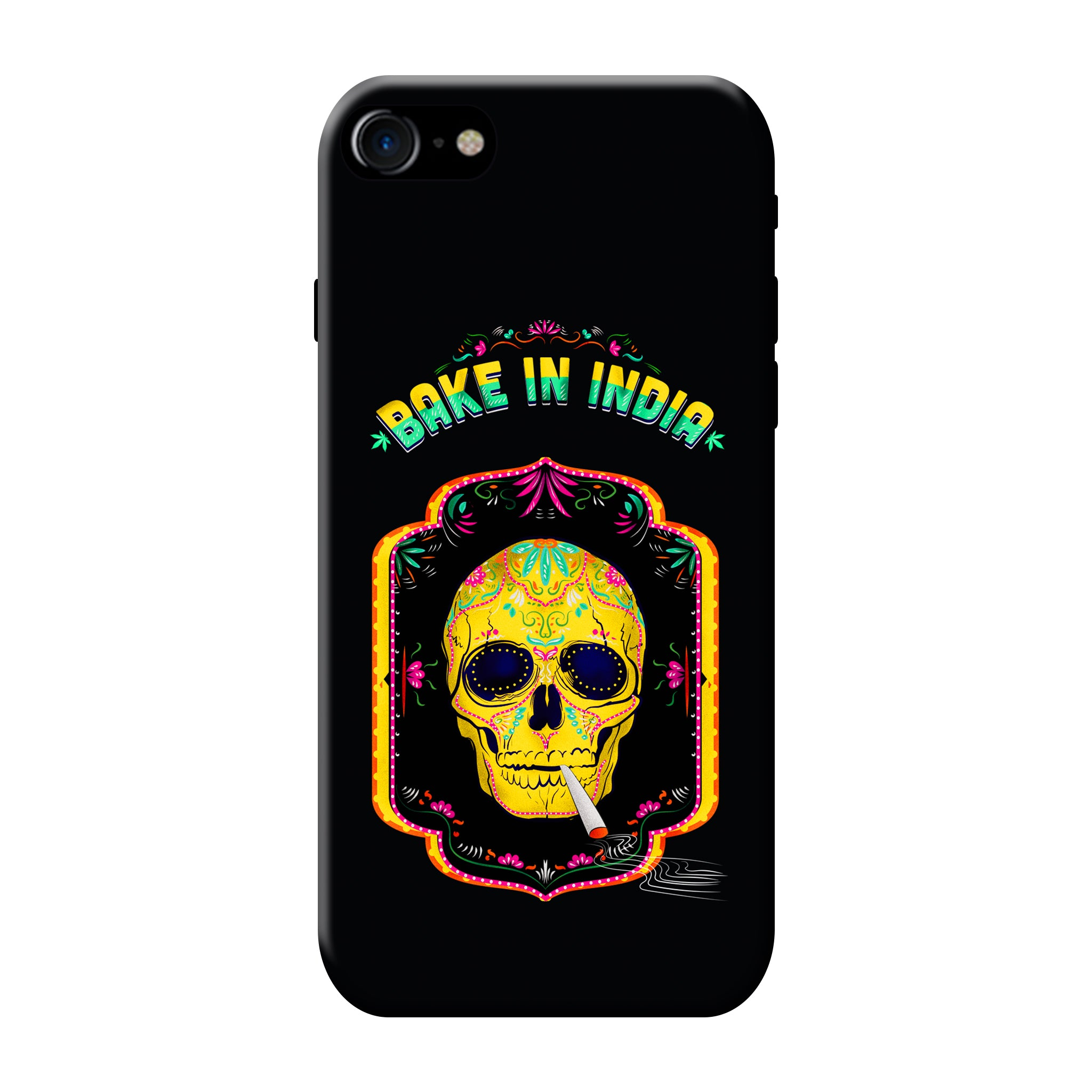 Bake In India Iphone 7 Cover