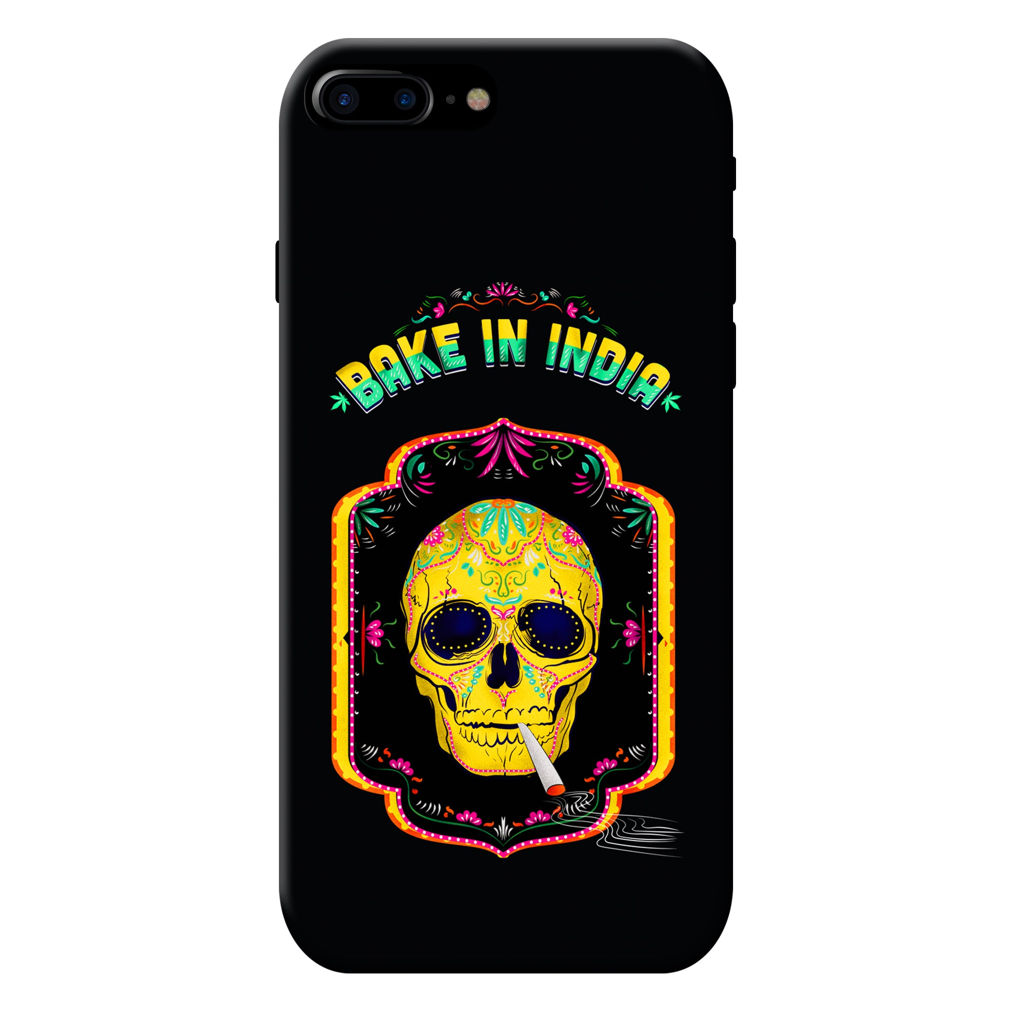 Bake In India Iphone 7 Plus Cover