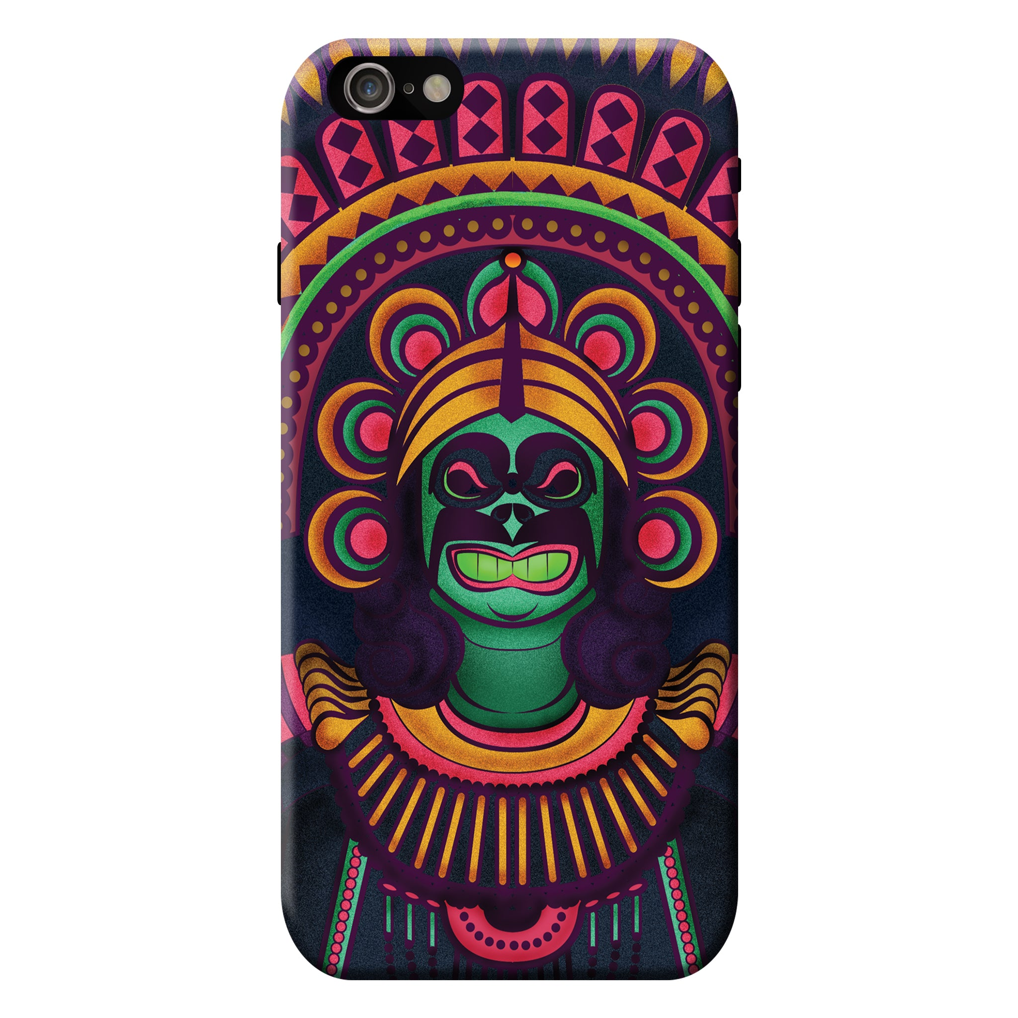 Indian Folk Dance Iphone 6/6s Plus Cover