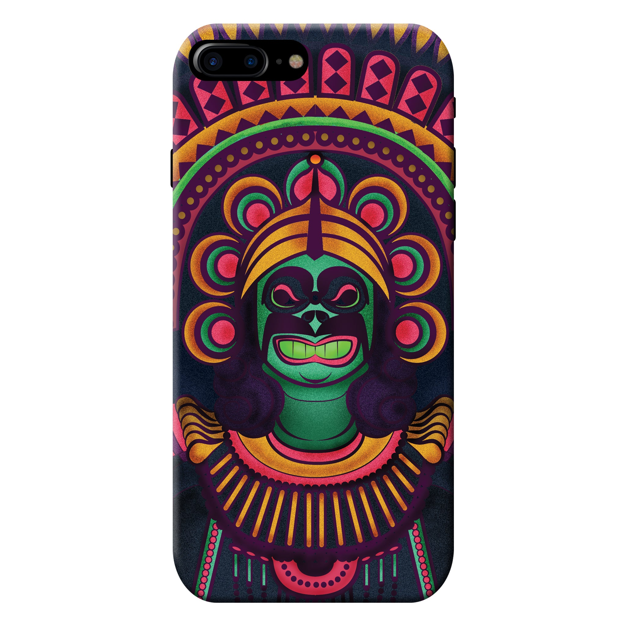 Indian Folk Dance Iphone 7 Plus Cover