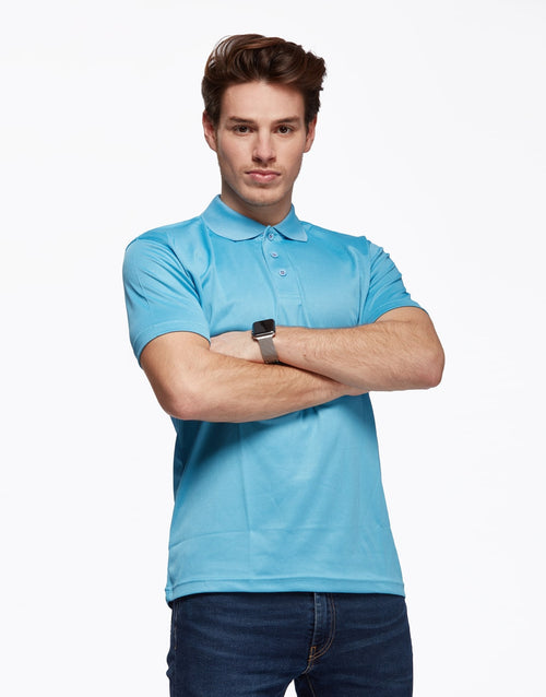 Polo technique homme polyester FLASH