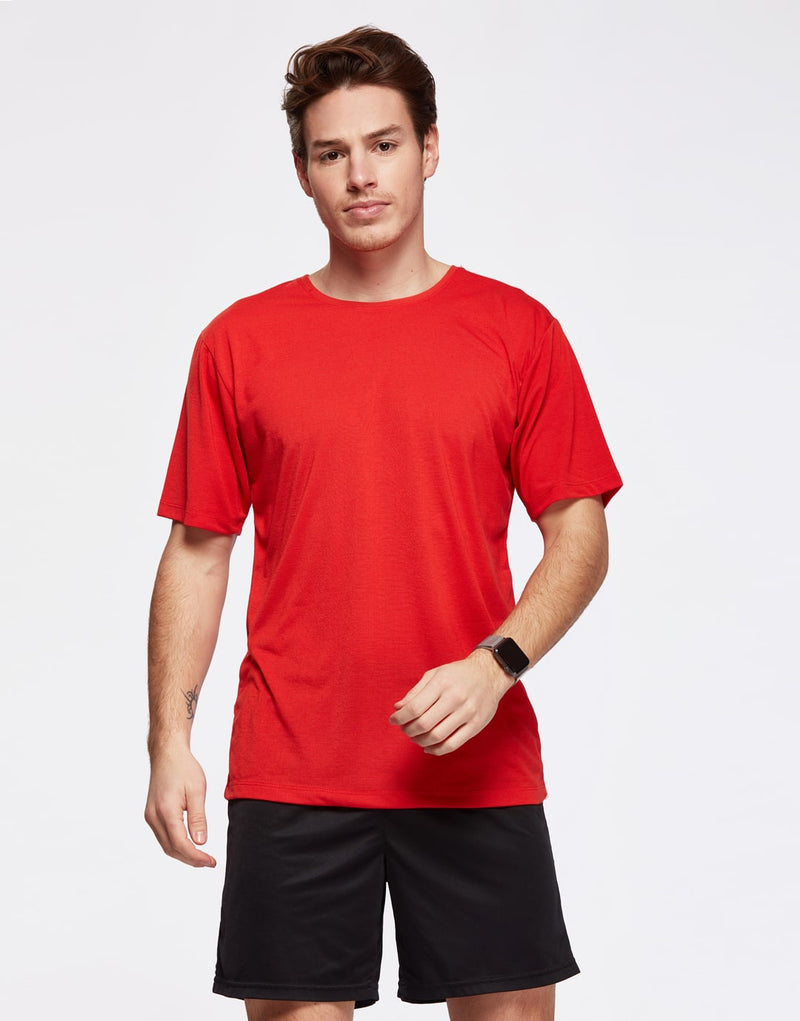 T-Shirt homme aspect coton HIGHWAY
