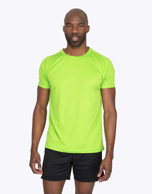 T-Shirt technique homme 140g RUNAIR