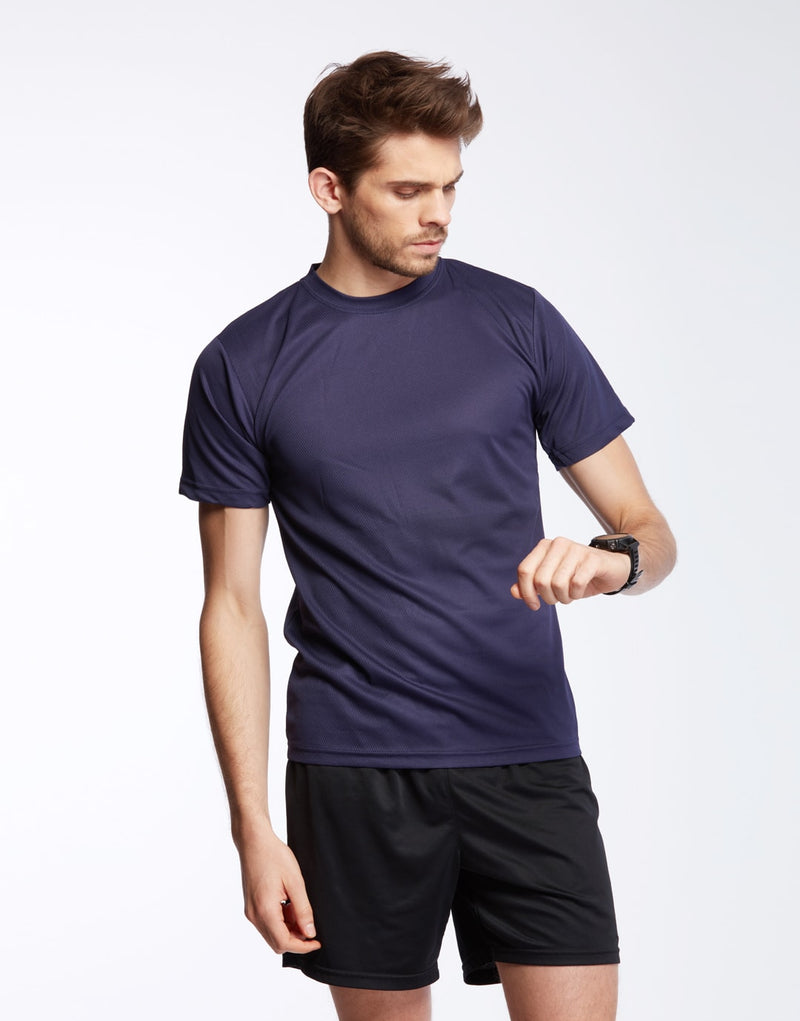 T-Shirt technique homme 160g STRATOS