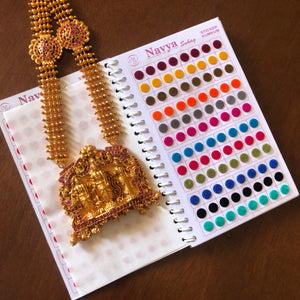 Bindi spiral note book
