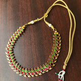 Kayal in Red-green stones