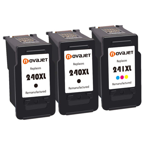 PG-240XL CL-241XL Ink Cartridge For Canon PIXMA MG3620 MG3520 MG3220-High Yield