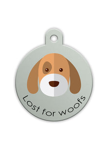 Lost for Woofs