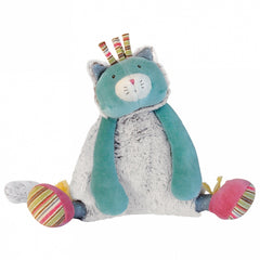 peluche chat moulin roty