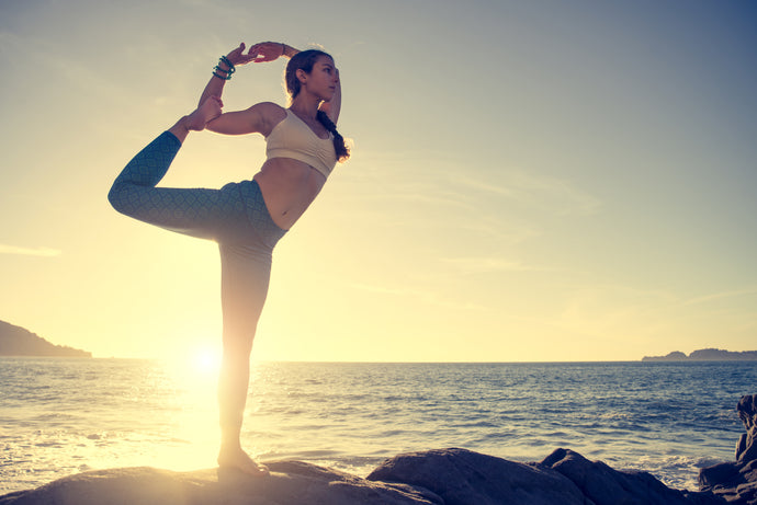 Six Reasons Why You Should Take Up Yoga