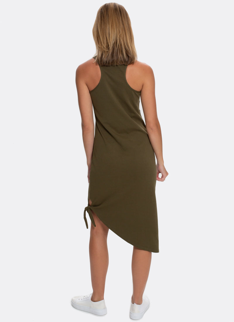 Street Active Asymmetrical Dress