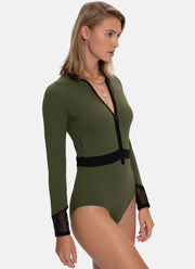 Willow Cameron Surf Suit