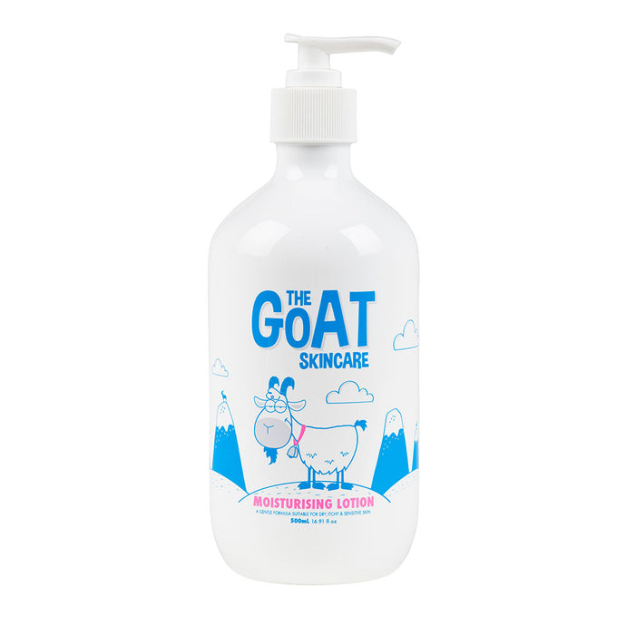 The Goat Skincare Moisturising Lotion 500ml