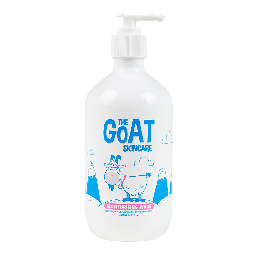 The Goat Skincare Moisturising Body Wash 500ml - Original