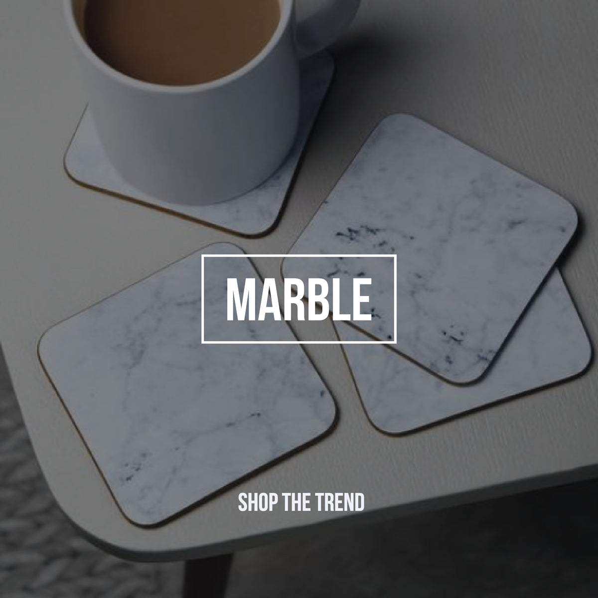 Shop The Trend: Marble