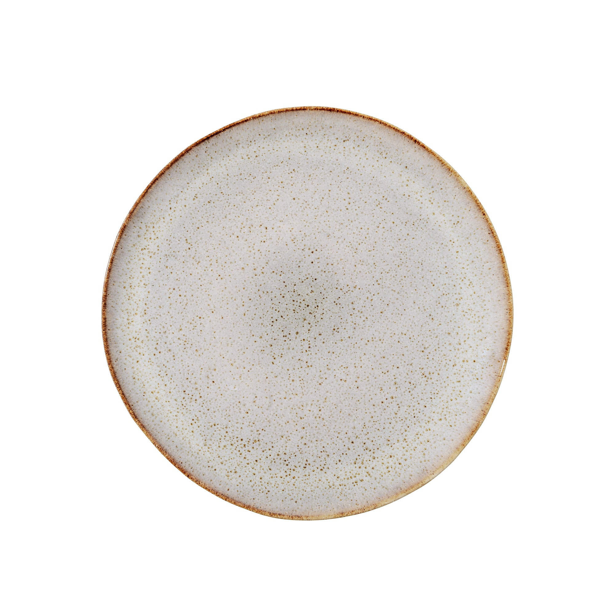 Handcrafted Stoneware Plate