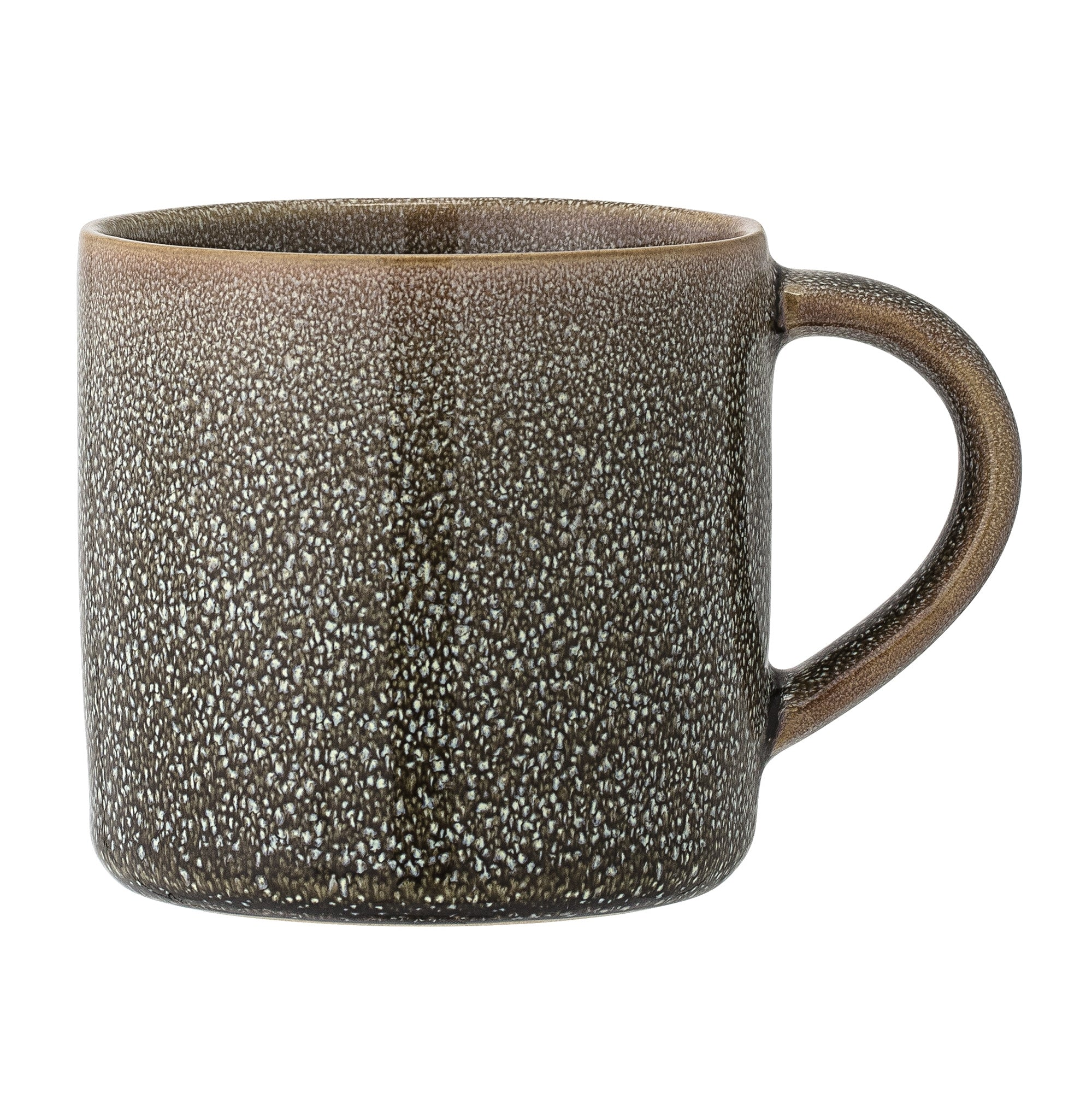 Handcrafted Stoneware Speckle Mug