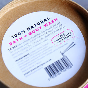 100% biodegradable bath noodles