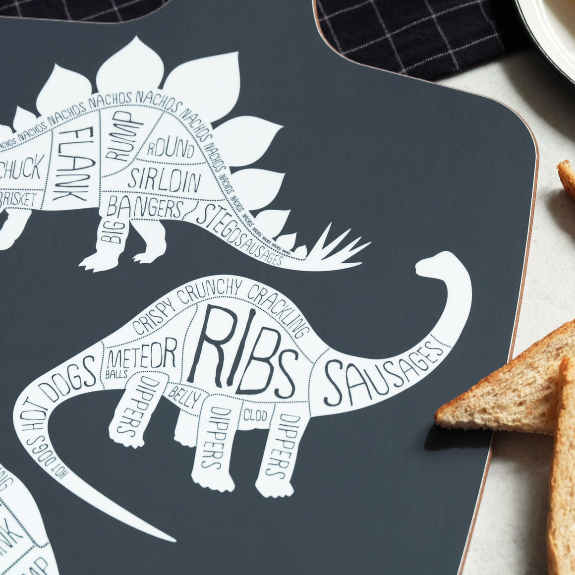 Dinosaur Chopping Board