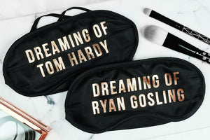 Personalised Dreaming of Eye Mask