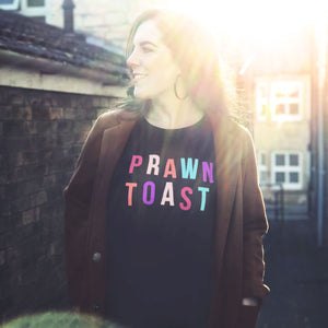 Women's Personalised Food Slogan T Shirt