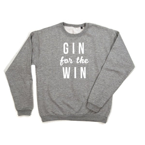 grey gin for the win sweatshirt