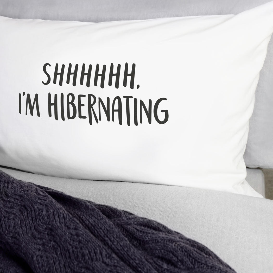 Hibernating pillowcase