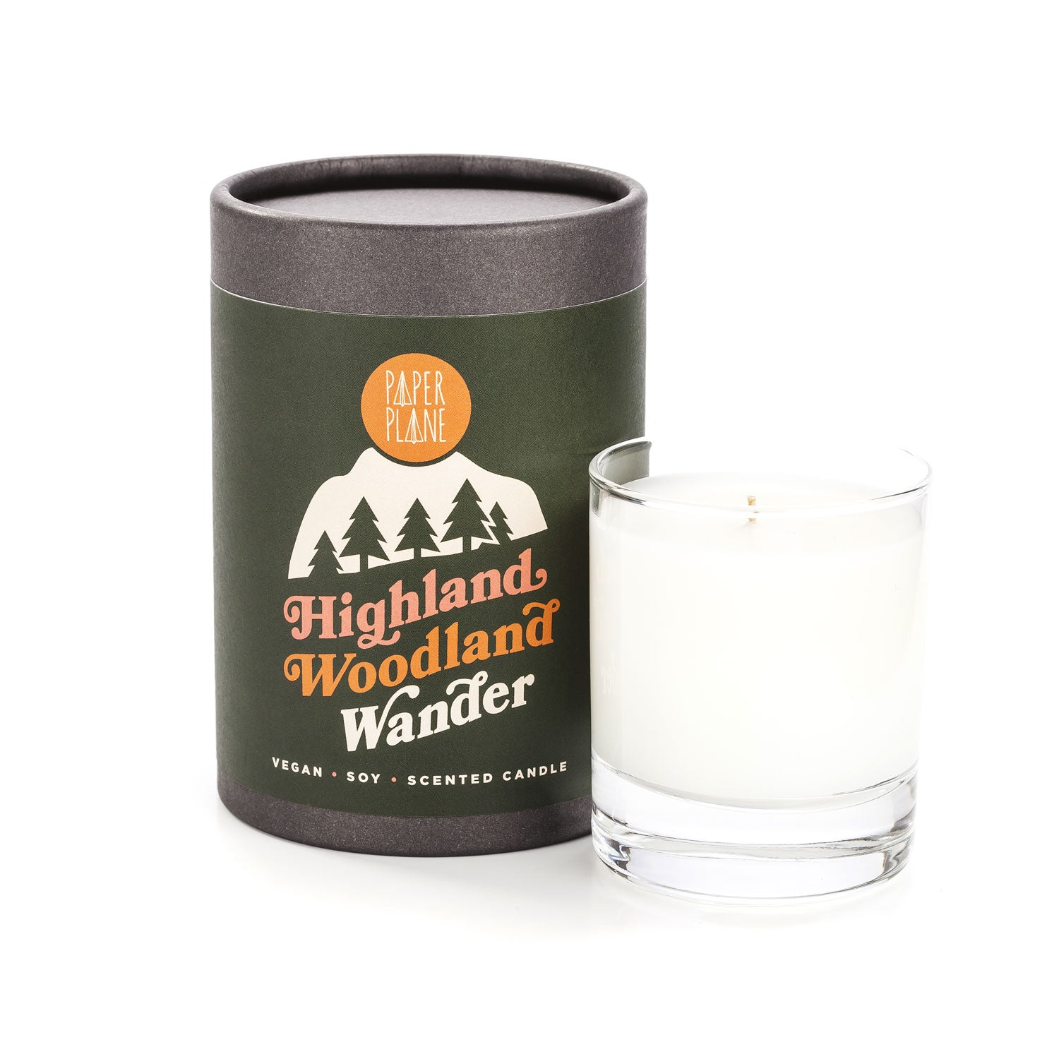 Highland Woodland Wander Candle