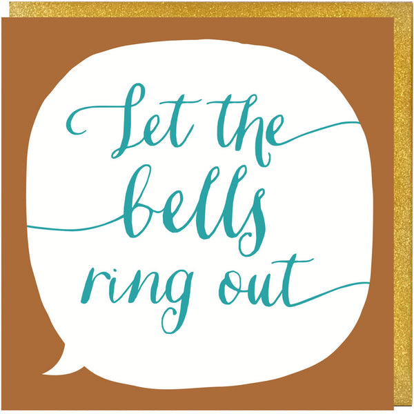 Christmas Song The Gift Lyrics: Let The Bells Ring Out Song Lyrics Christmas Card