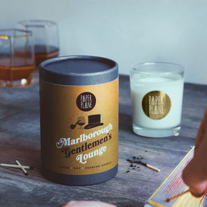 Marlborough Gentlemen's Lounge Vegan Soy Candle