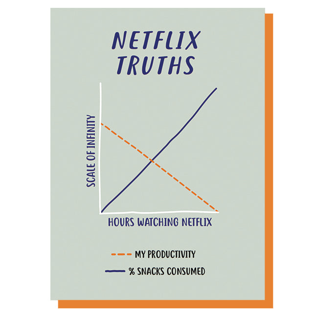 Netflix Truths Card
