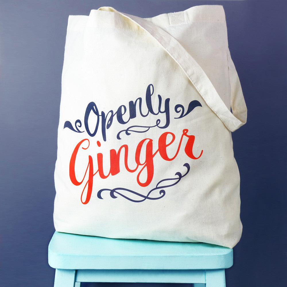 Openly Ginger Tote Bag