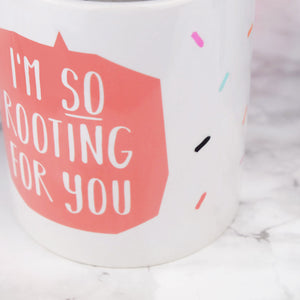 rooting for you cactus plant pot