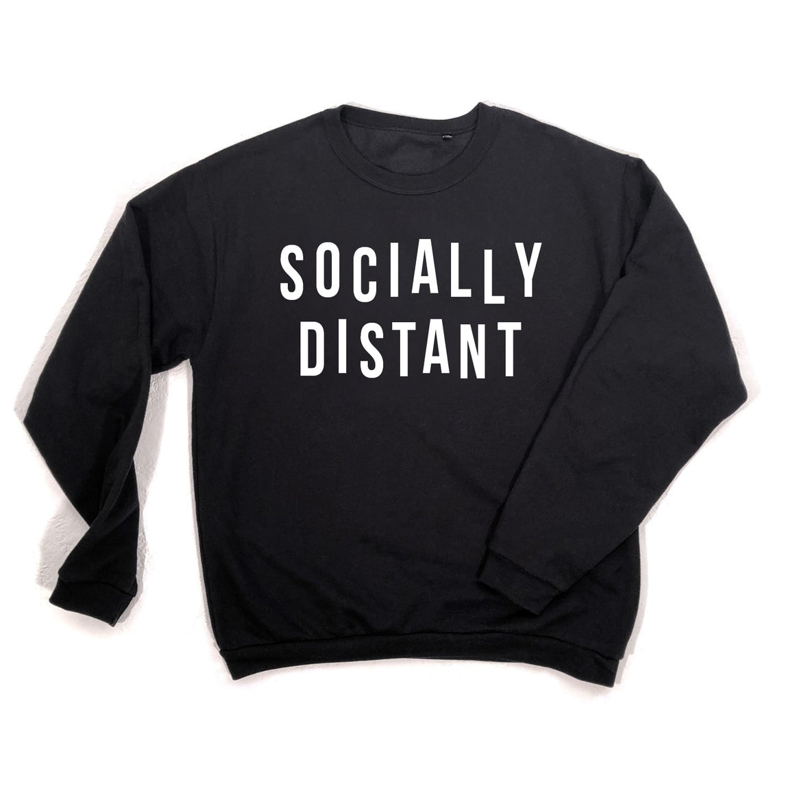 Socially Distant Unisex Sweatshirt