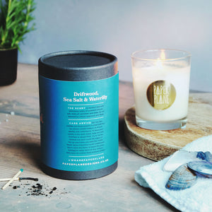Southwold Rockpool Ripple Vegan Soy Candle