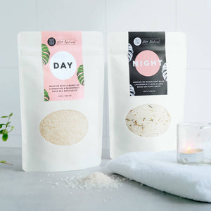 100% Natural Dead Sea Bath Salts Vegan And Plastic Free