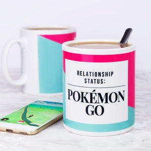 Pokemon Go Mug