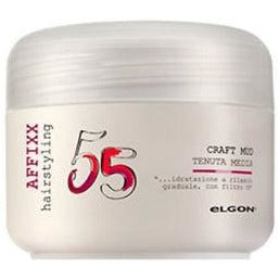 Elgon Affixx 55 Craft Mud 100ml - Hairlight Hair & Beauty