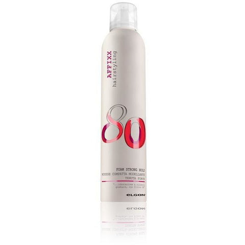 Elgon Affixx 80 Foam Strong Hold 300ml - Hairlight Hair & Beauty