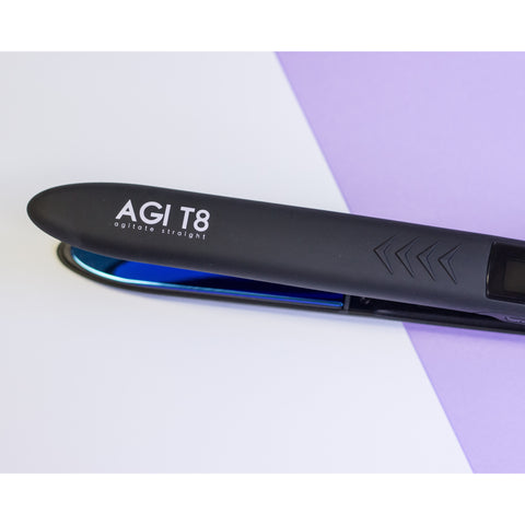 AGI T8 Hair Straightener - Hairlight Hair & Beauty