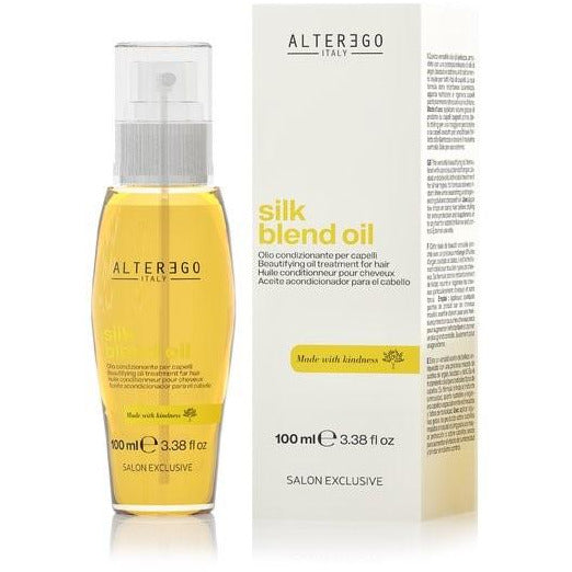 Beautifying oil treatment for hair. Luxury treatment for both natural and treated hair.