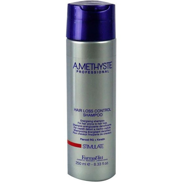 Farmavita Amethyste Stimulate Hair Loss Control Shampoo 250ml - Hairlight Hair & Beauty