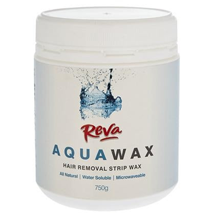 Reva Aqua Strip Wax – Hair Removal Wax 750ml - Hairlight Hair & Beauty