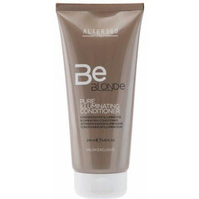 Alter Ego Italy Be Blonde Pure Illuminating Conditioner 200ml or 900ml - Hairlight Hair & Beauty