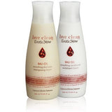 Live Clean exotic shine - bali oil restorative shampoo 350ml - Hairlight Hair & Beauty
