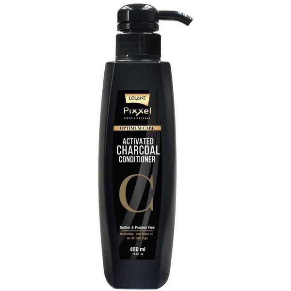 Lolane Activated Bamboo Charcoal Conditioner 480ml - Hairlight Hair & Beauty