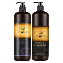 Argan De Luxe  Hair Loss Shampoo/Conditioner Duo 1lt - Hairlight Hair & Beauty