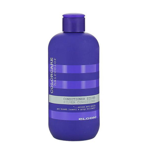 Elgon Silver Conditioner ph 4.5  300ml or 1Lt - Hairlight Hair & Beauty