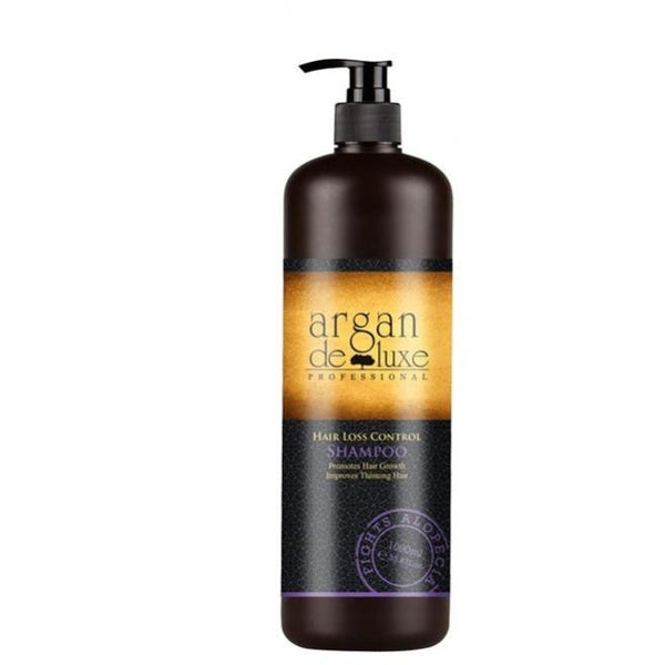 Argan Deluxe Hair Loss Control Shampoo 1Lt - Hairlight Hair & Beauty